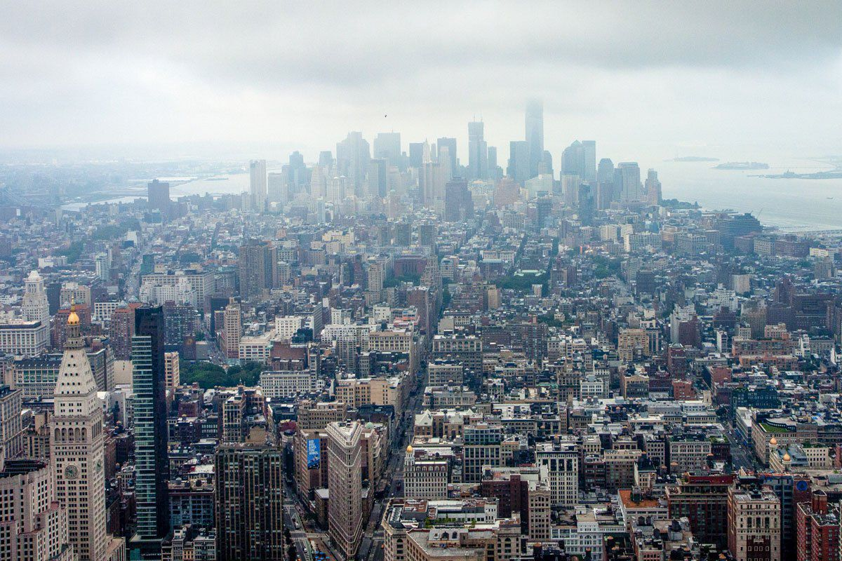 Empire State Building View 2012