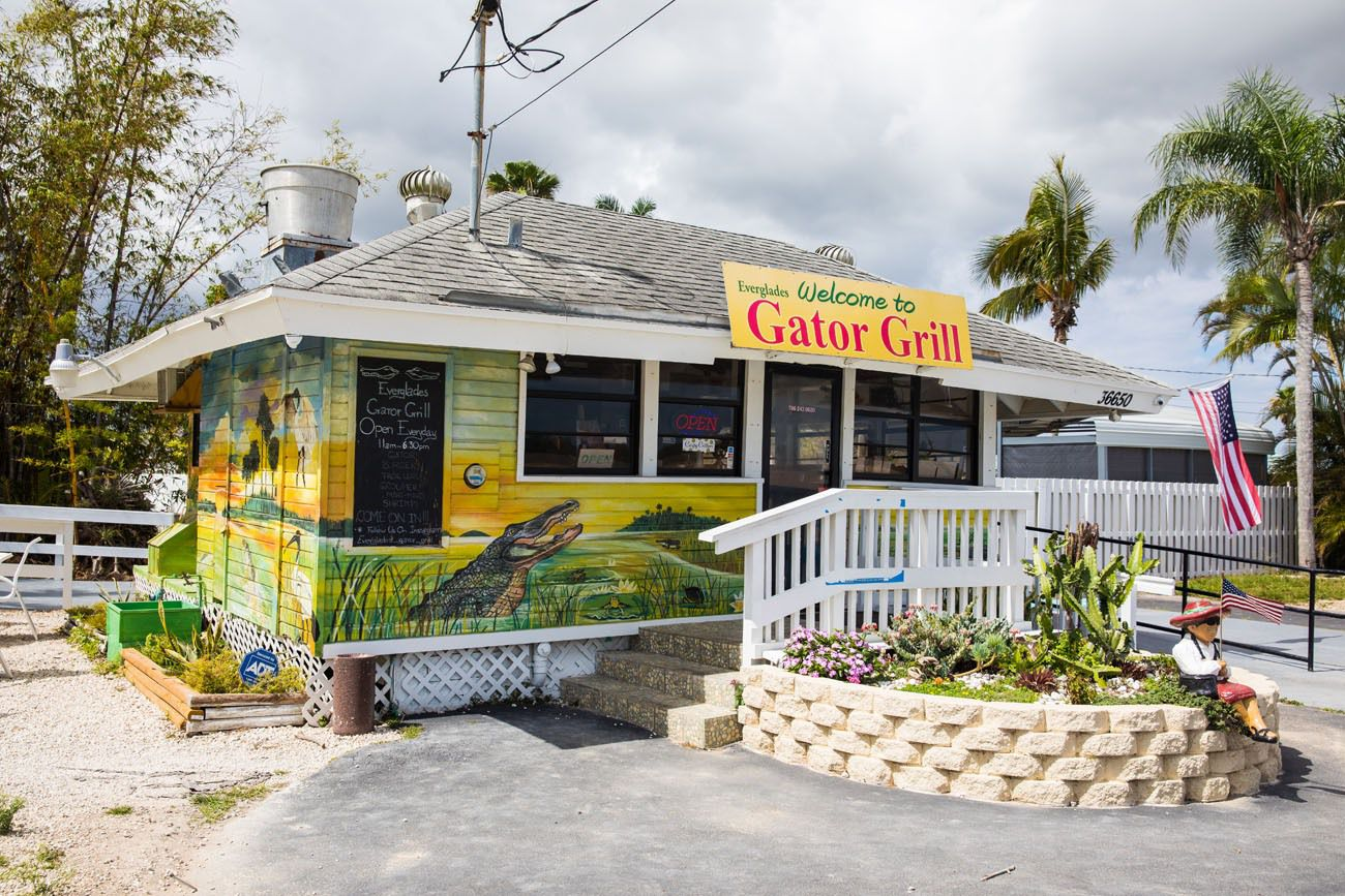 Image result for Gator Grill