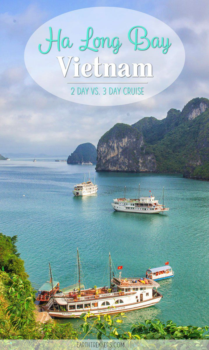 Ha Long Bay Cruise Vietnam