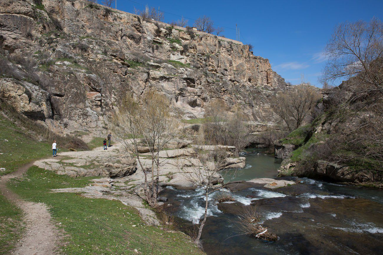 Ihlara Valley Hike Turkey