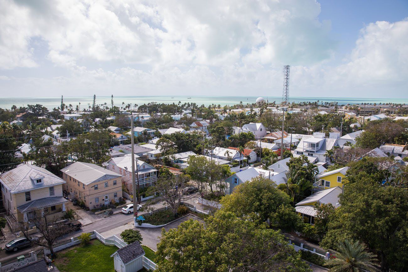 Key West View