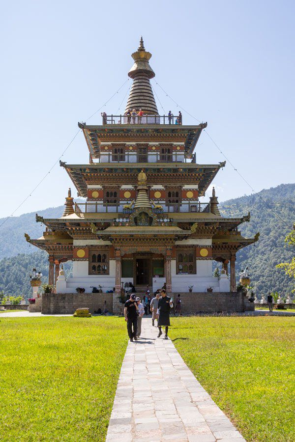 Khamsum Yulley Namgyal Temple