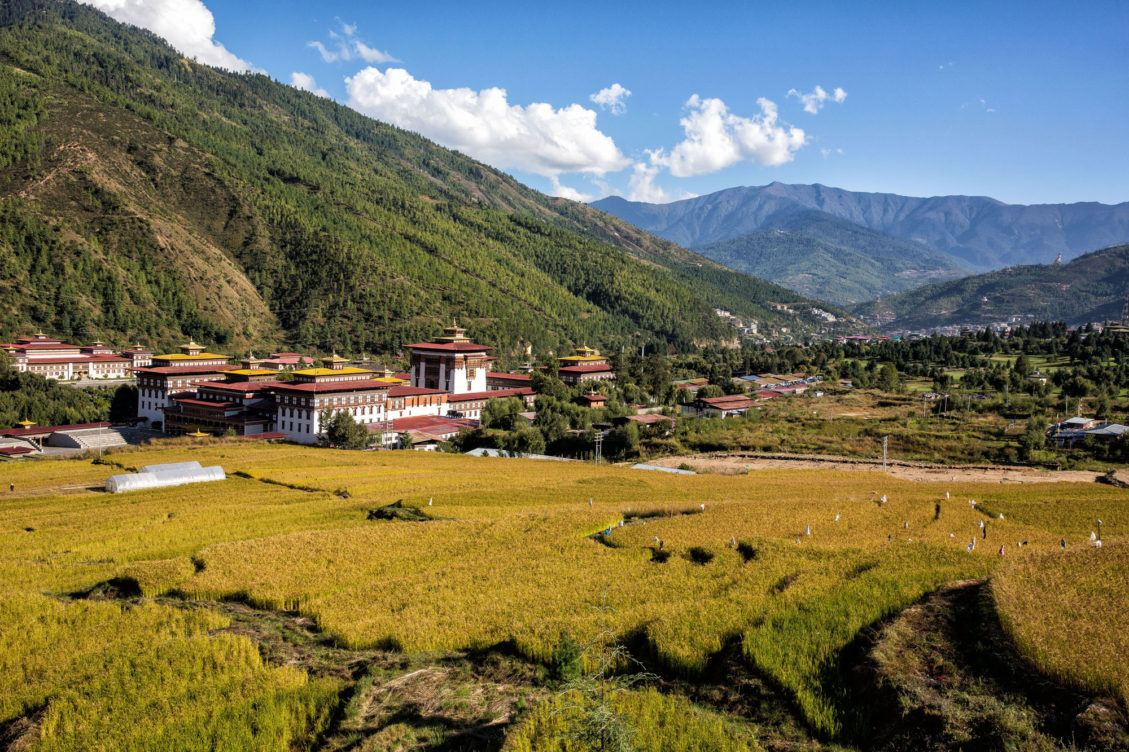 One Week in Bhutan