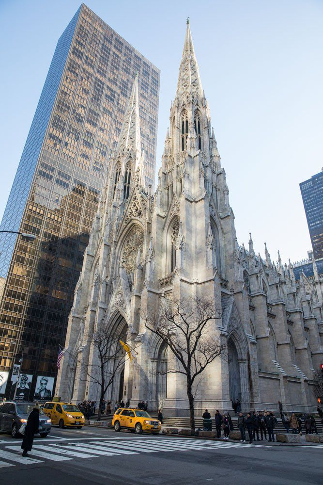 St Patricks Cathedral 5 Days in New York City Itinerary