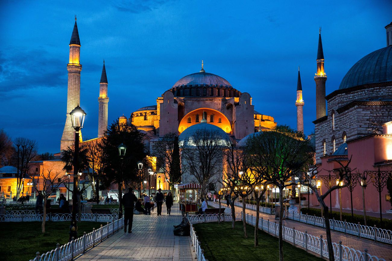 Turkey Itinerary Travel Guide