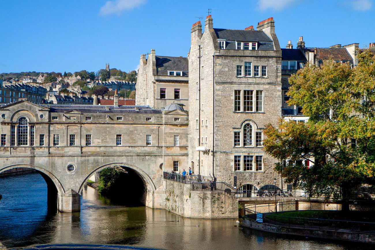Bath England London Paris itinerary