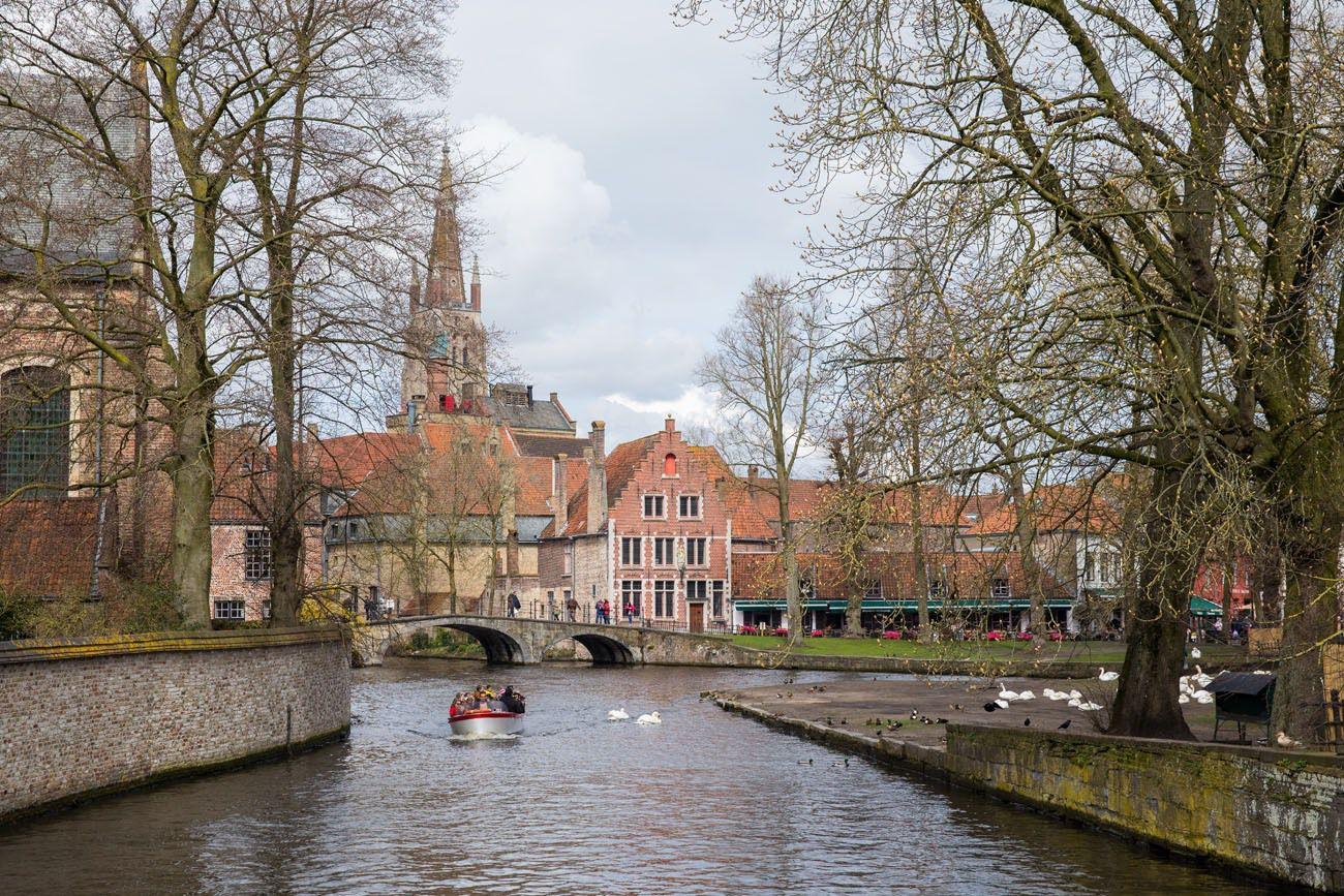 Bruges in Spring