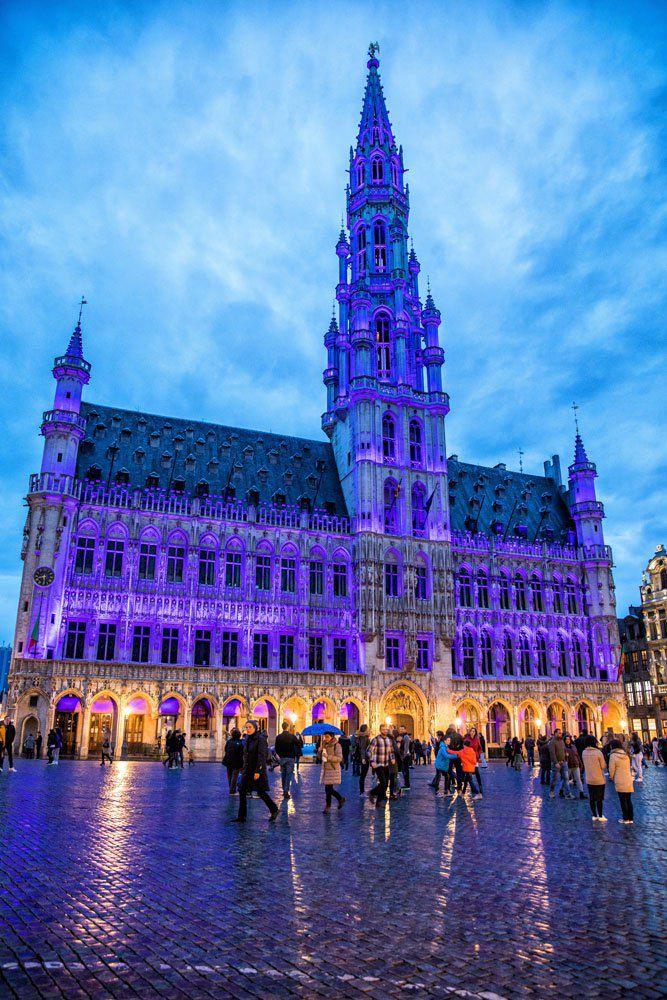 Hotel de Ville Brussels