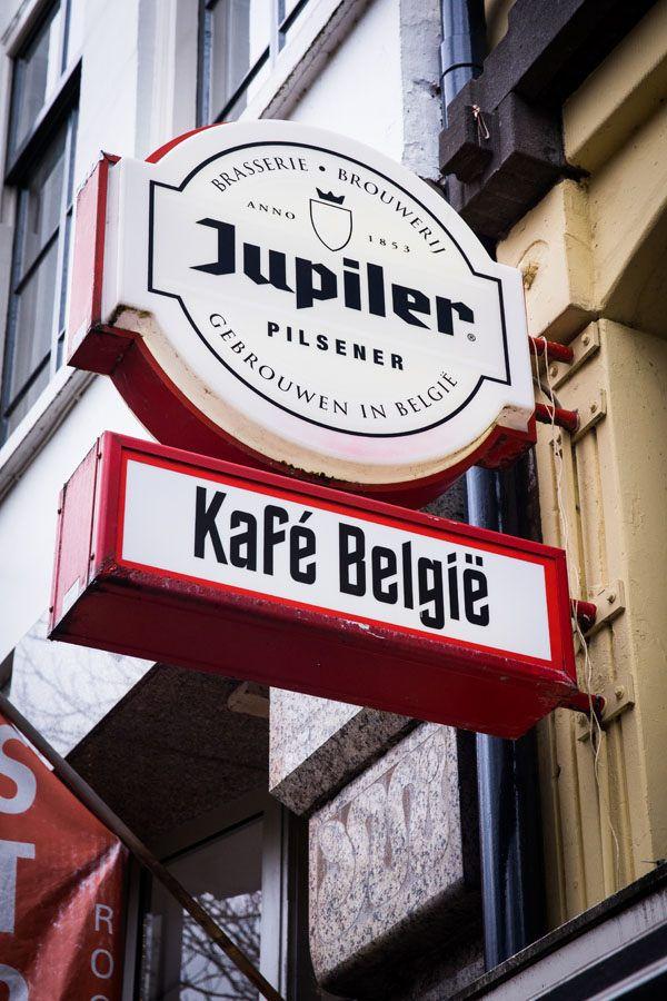 Kafe Belgie