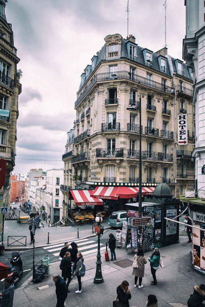 Le Refuge Montmartre