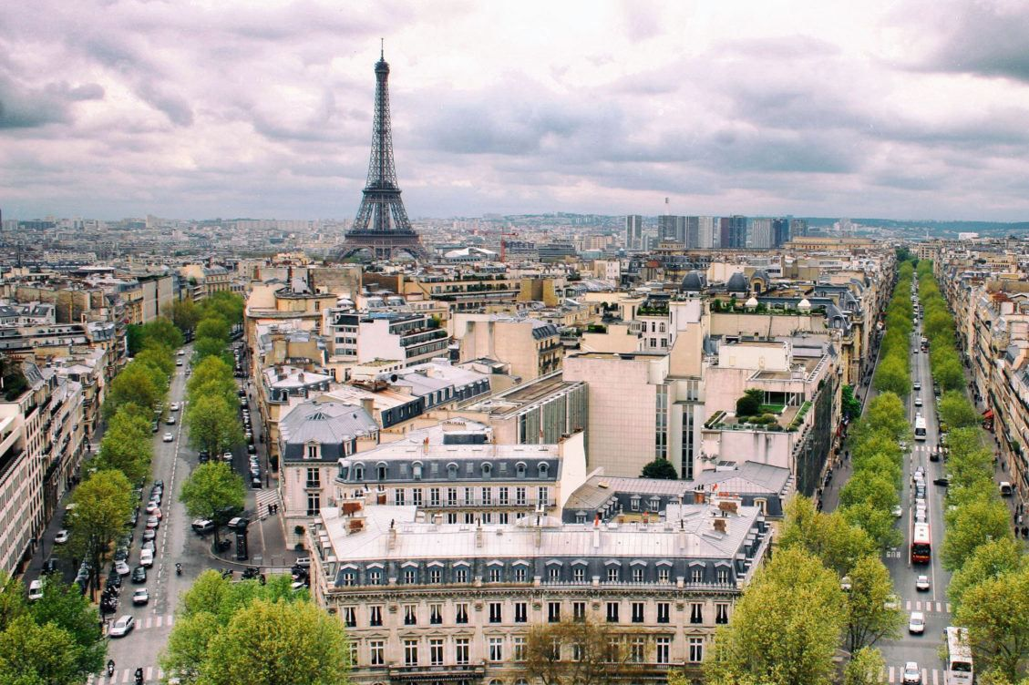 London Paris Itinerary