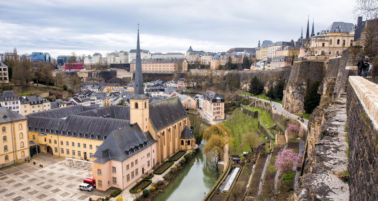 One Perfect Day in Luxembourg City, Luxembourg