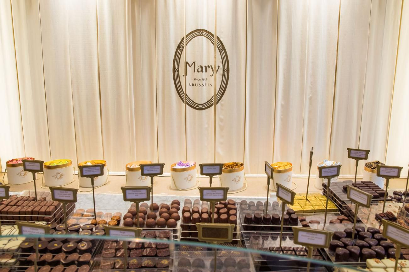 Mary Chocolate