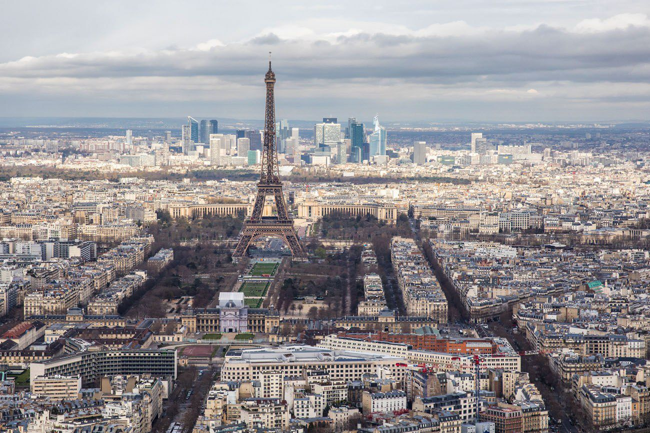 Paris London Itinerary