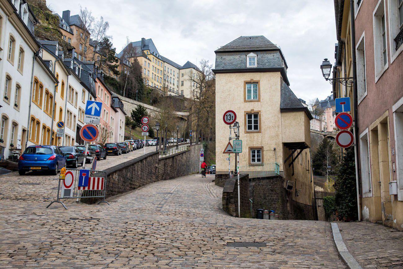 The Grund Luxembourg