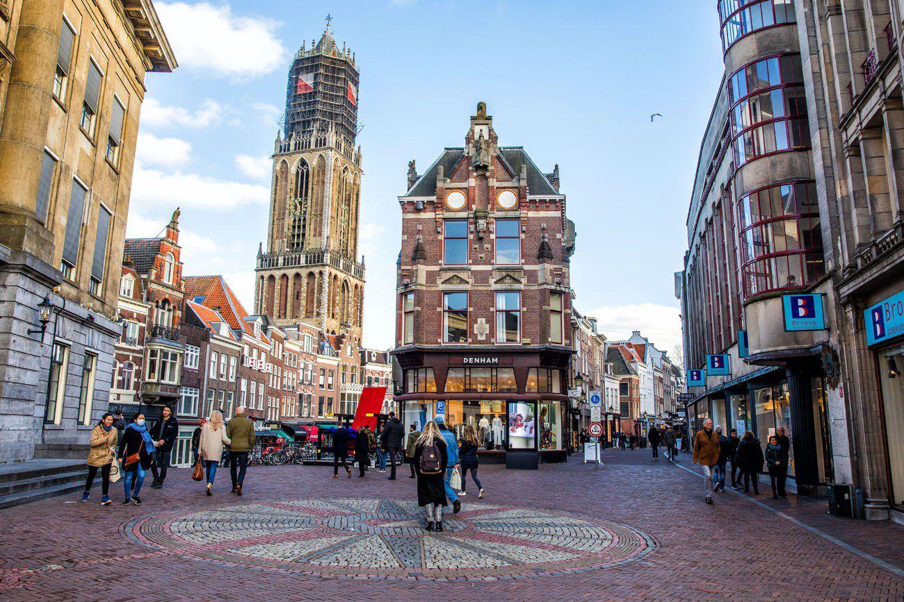 Utrecht Itinerary