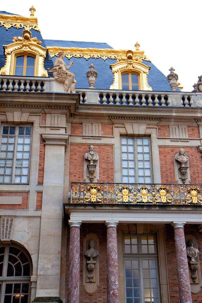Versailles Building