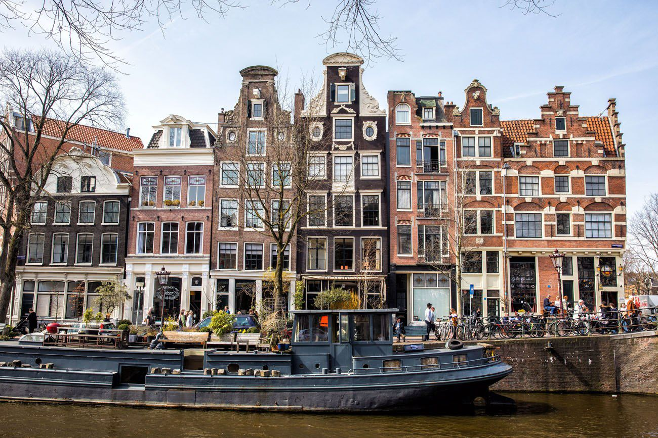 Amsterdam Itinerary 10 days in Europe