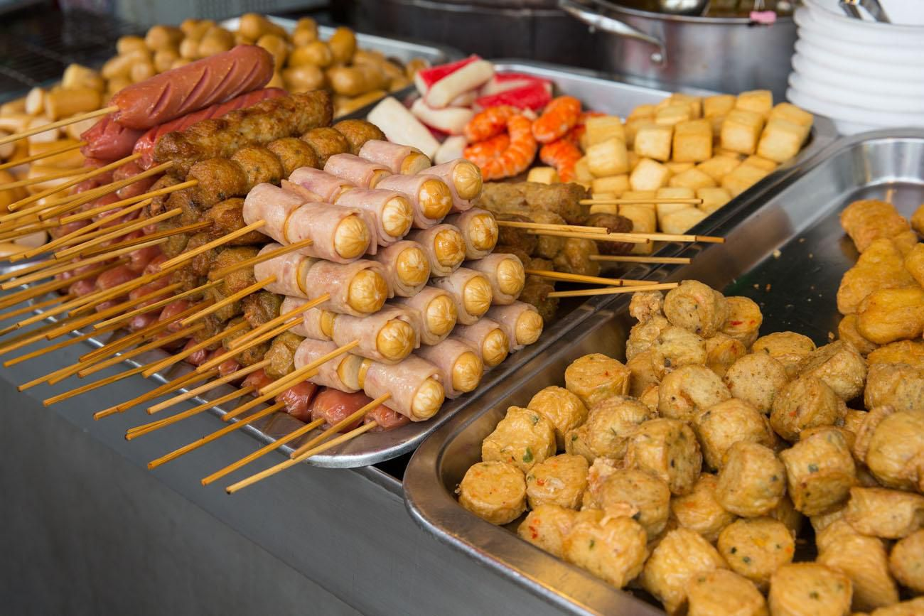 Bangkok Street Food