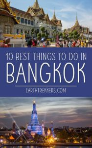 Best Things to do in Bangkok Thailand