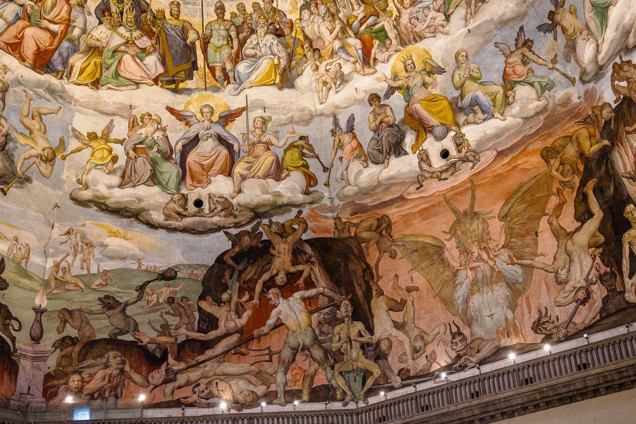Duomo Mural
