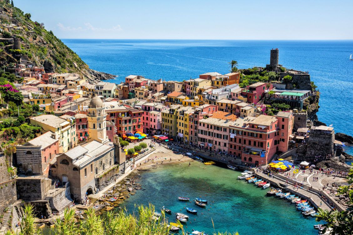 Gorgeous Views of Italy