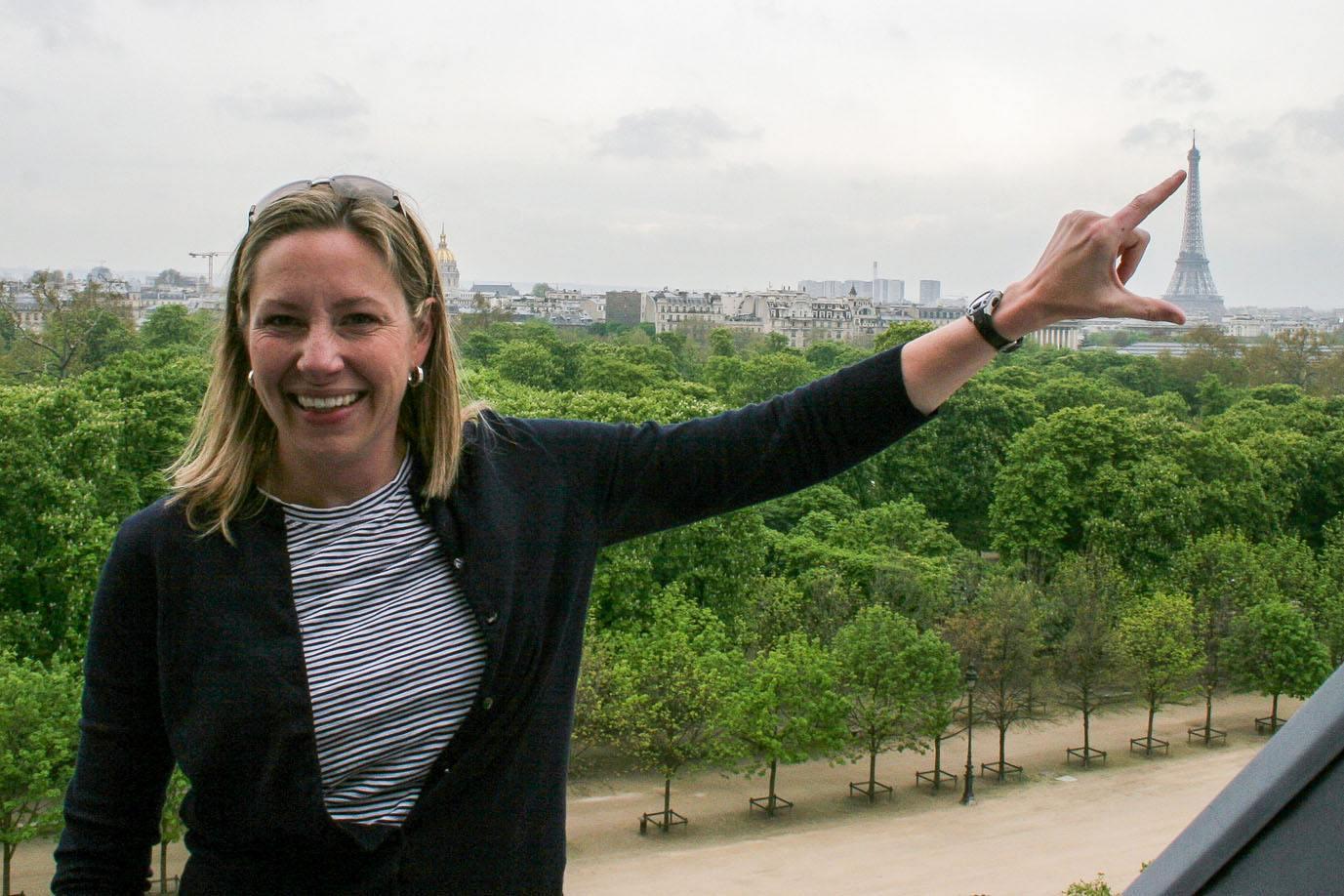 Julie in Paris