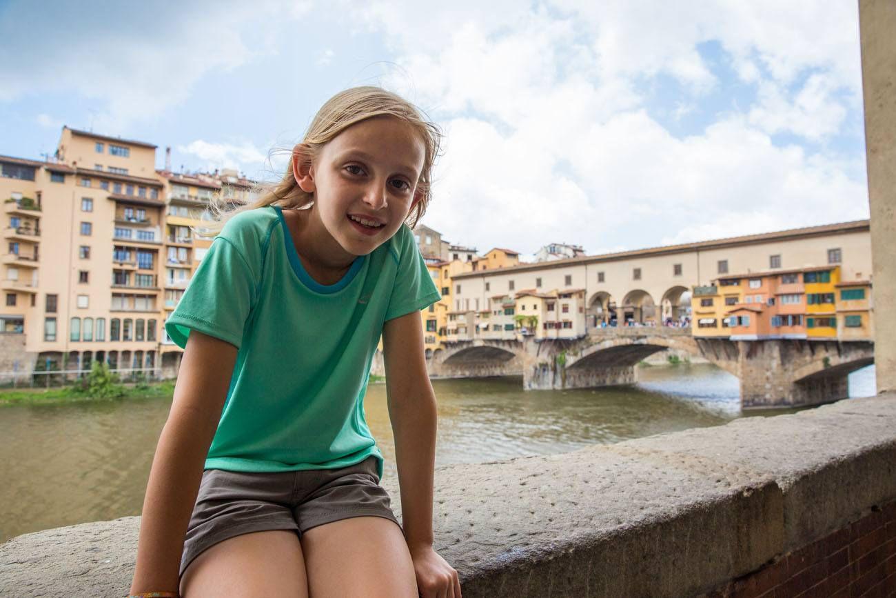 Kara in Florence