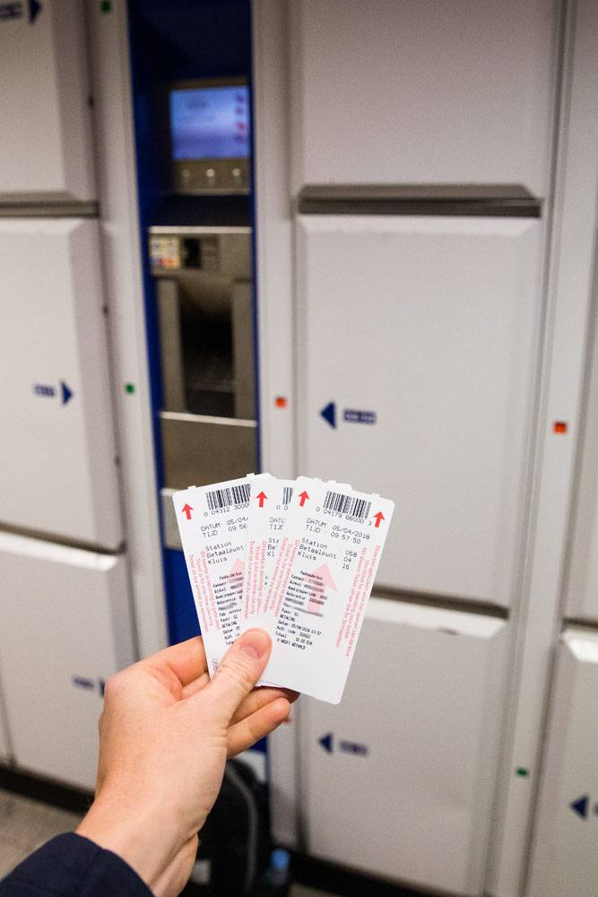 Locker Tickets