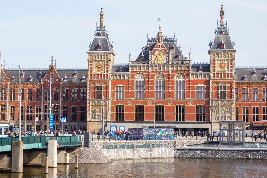 Netherlands Trains