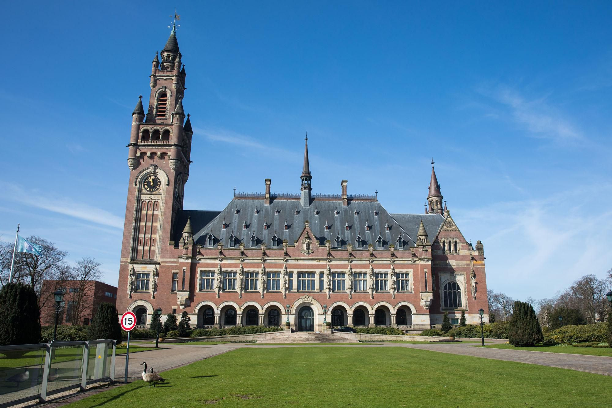 One Day in The Hague