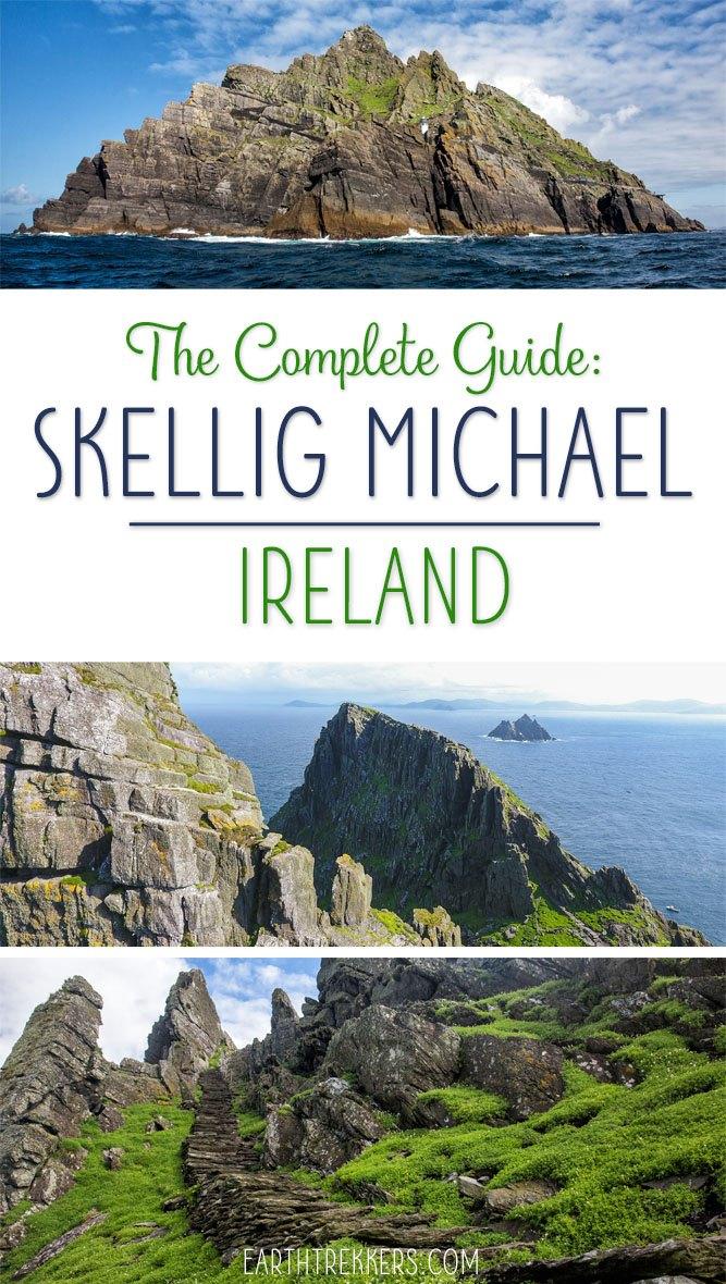 Skellig Michael Ireland Complete Guide