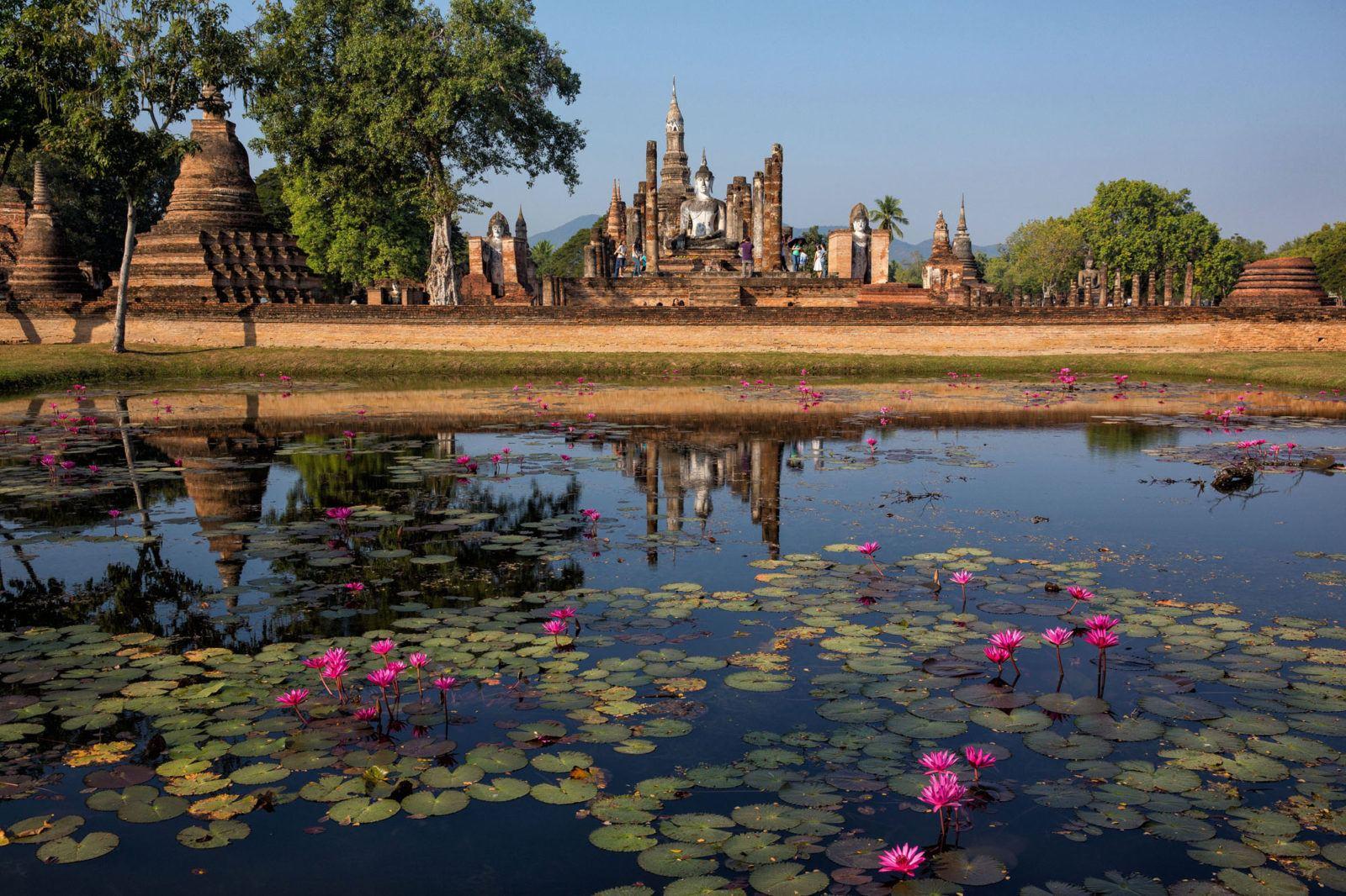 Southeast Asia Itinerary
