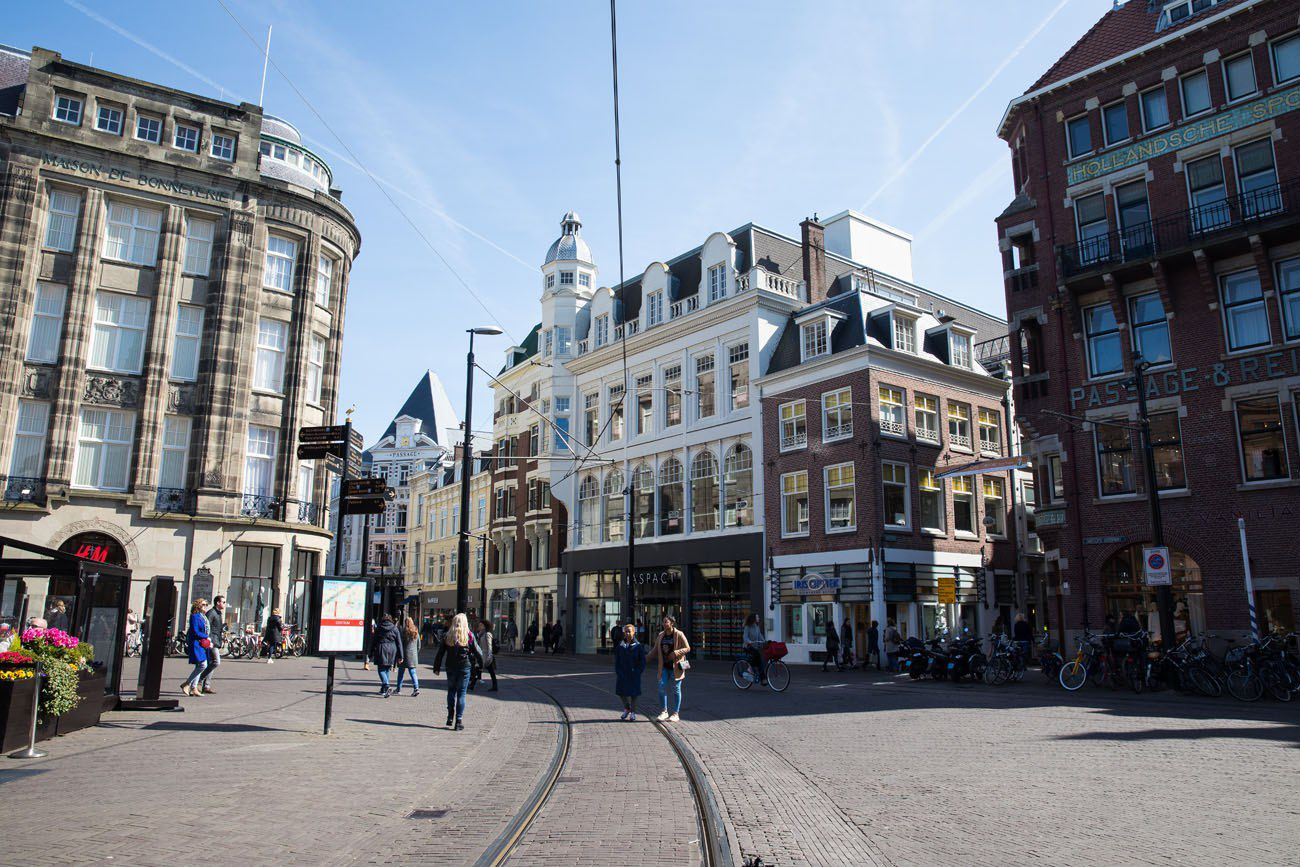 The Hague City Center
