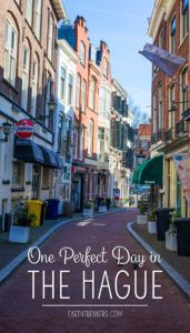 The Hague Netherlands One Day Itinerary