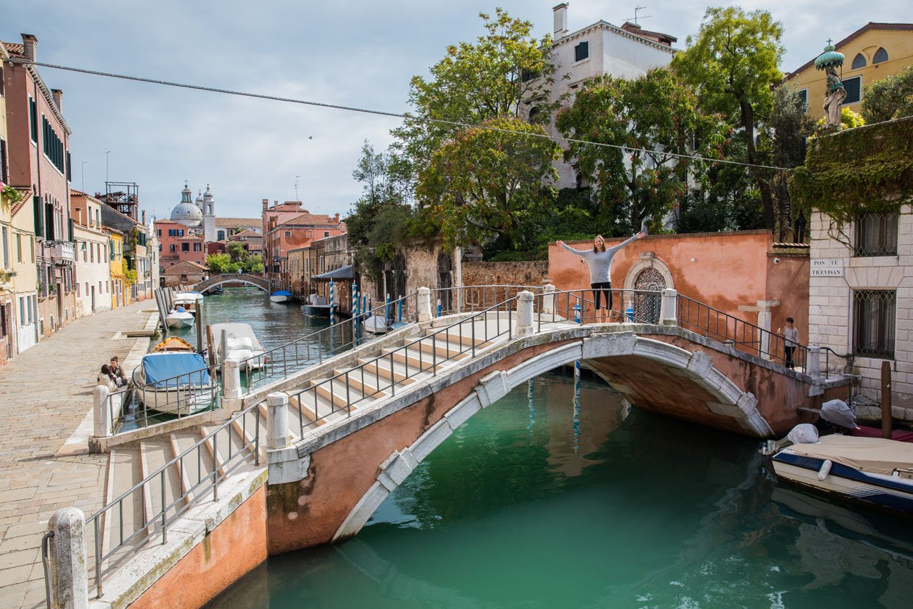 Venice without the crowds