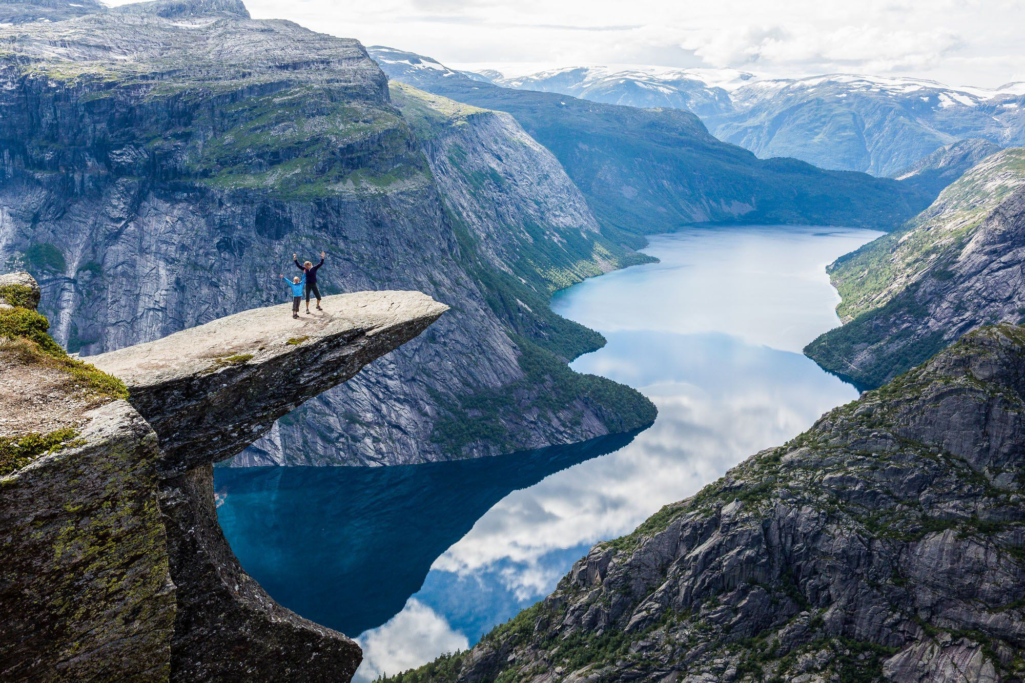 Where to Stay near Trolltunga