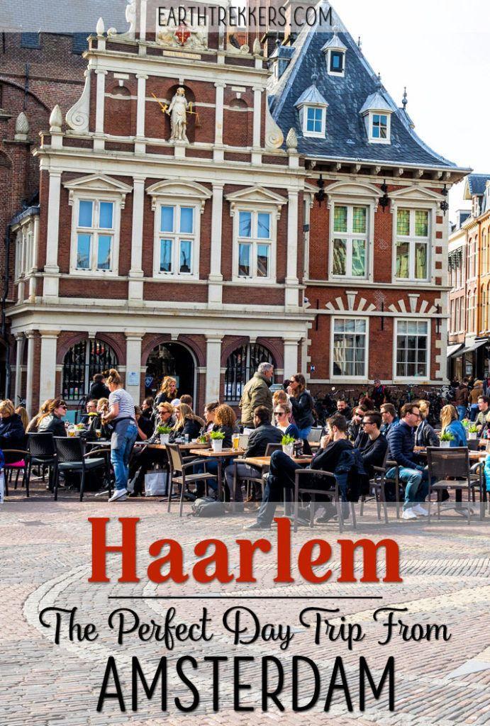 Haarlem Day Trip from Amsterdam Netherlands