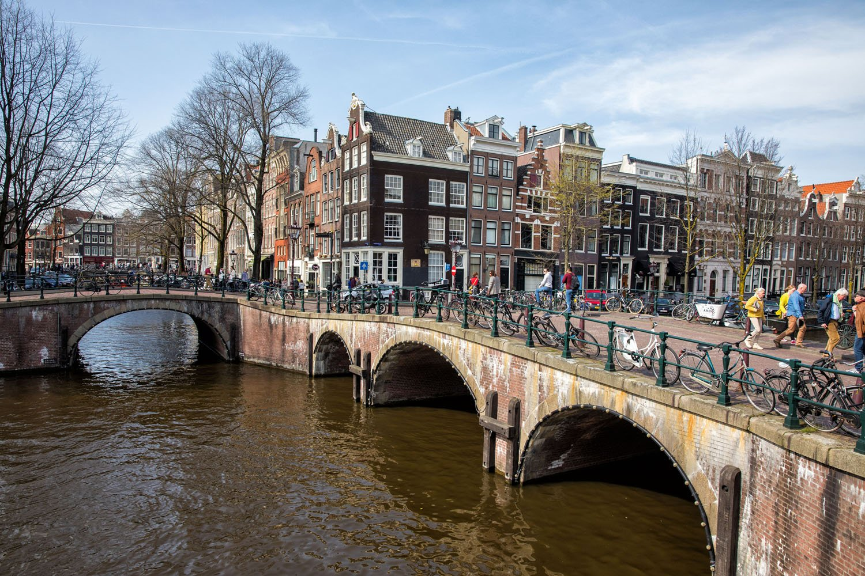London Amsterdam Paris Itinerary
