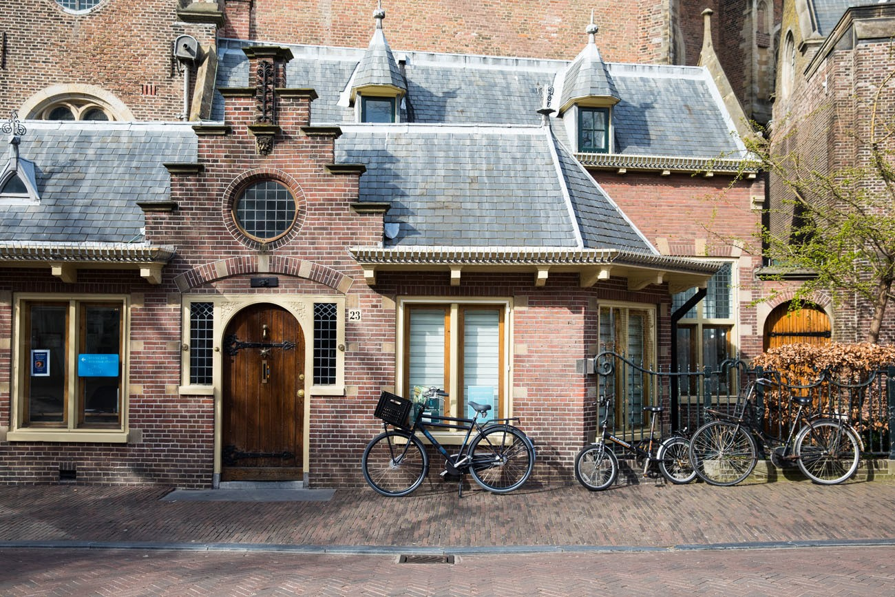 Side of Bavokerk