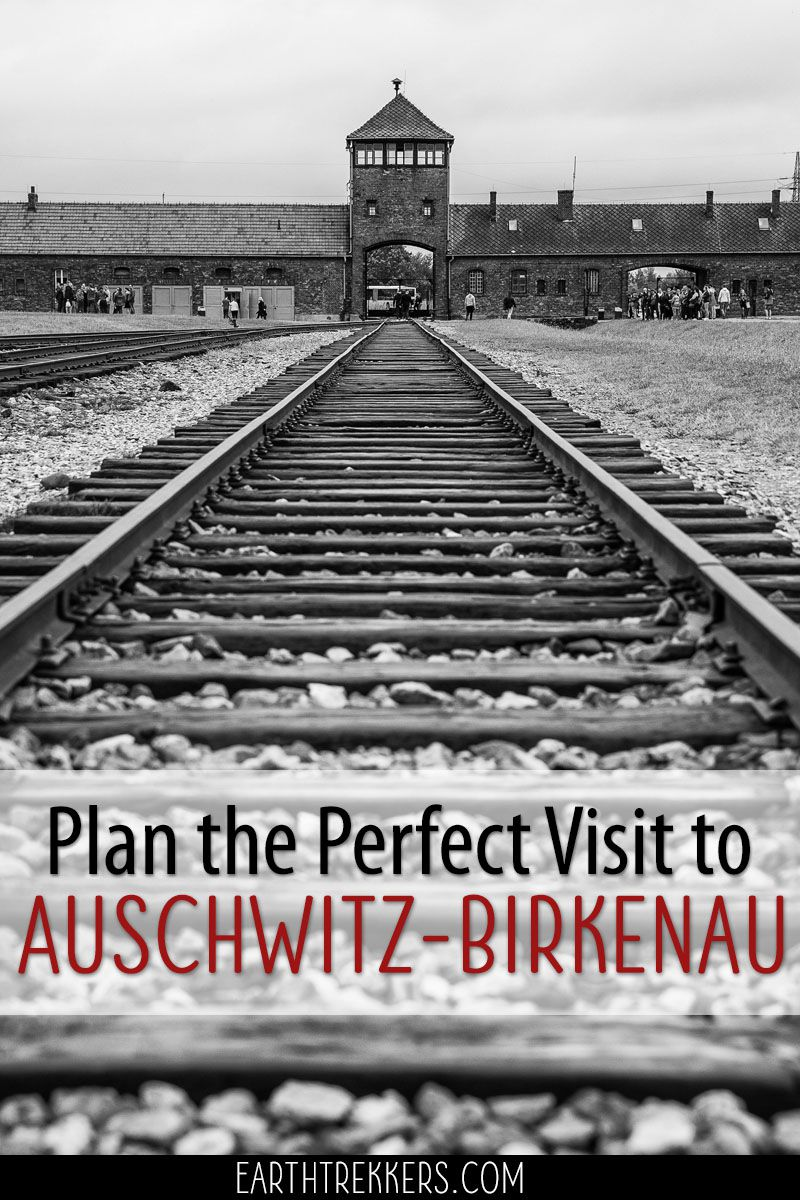 Plan the perfect visit to Auschwitz-Birkenau on a day trip from Krakow, Poland. #auschwitz #birkenau #krakow #poland