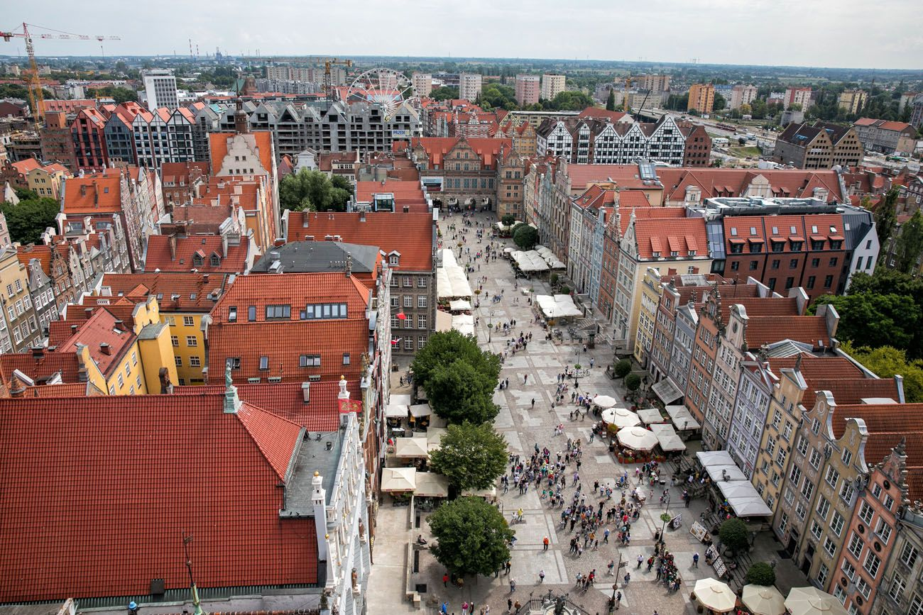Best View Gdansk