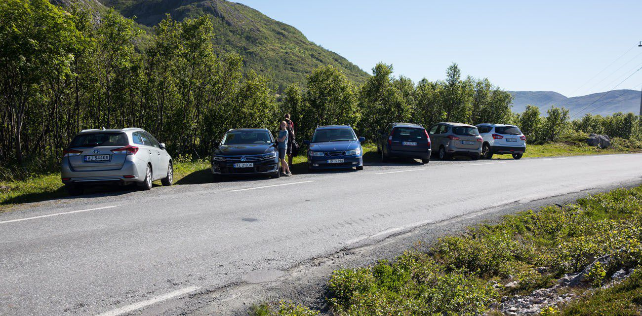 Car Park for Ornfloya
