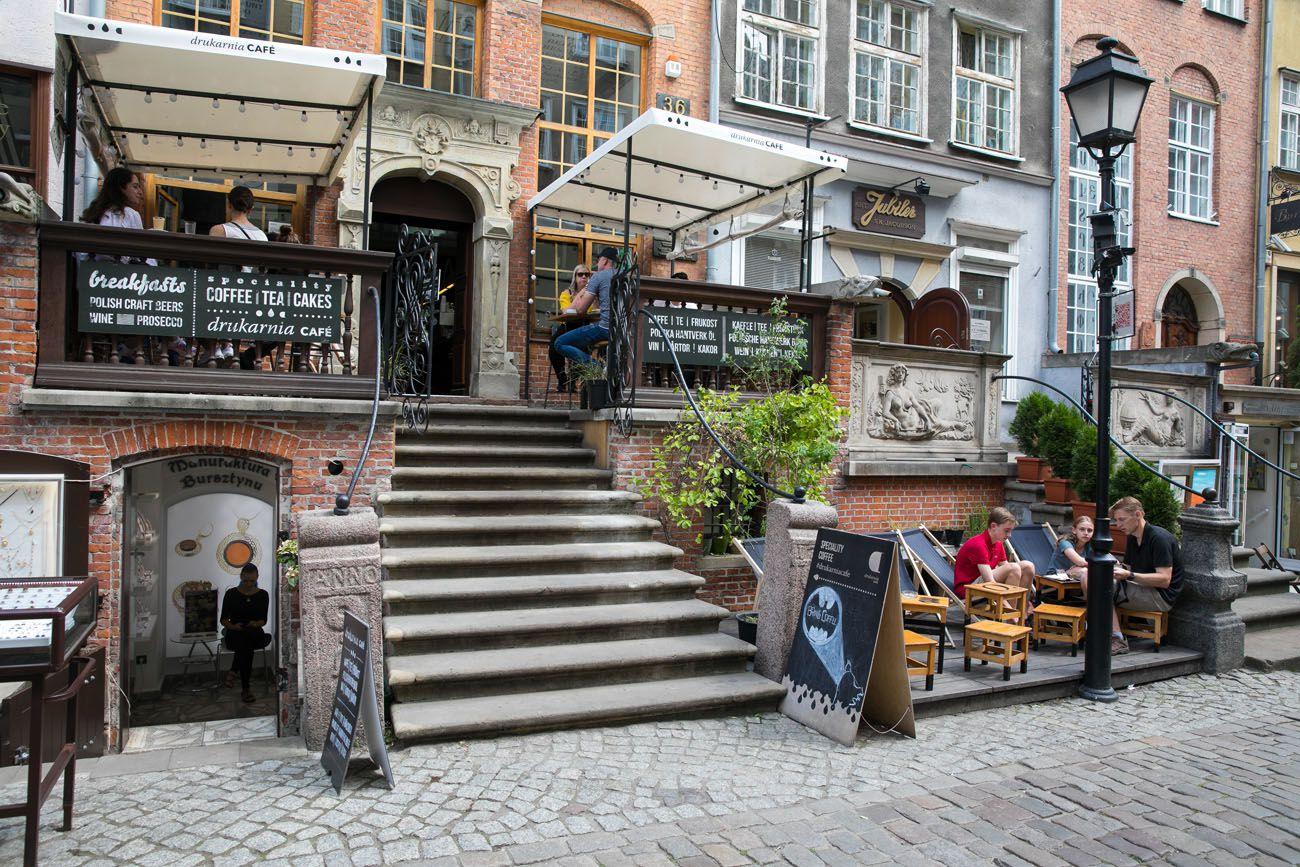 Drukarnia Cafe