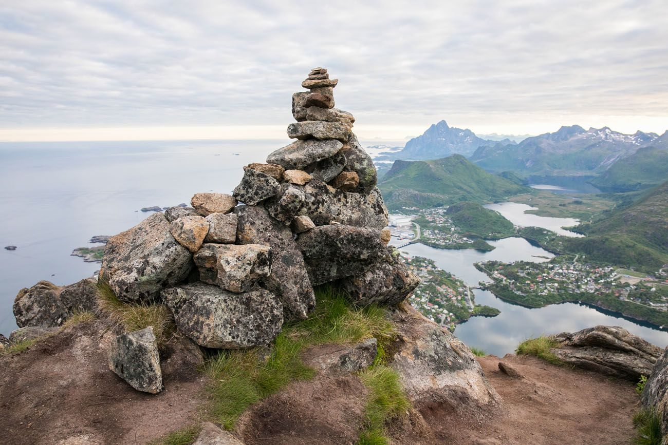 Floya Rock Cairn