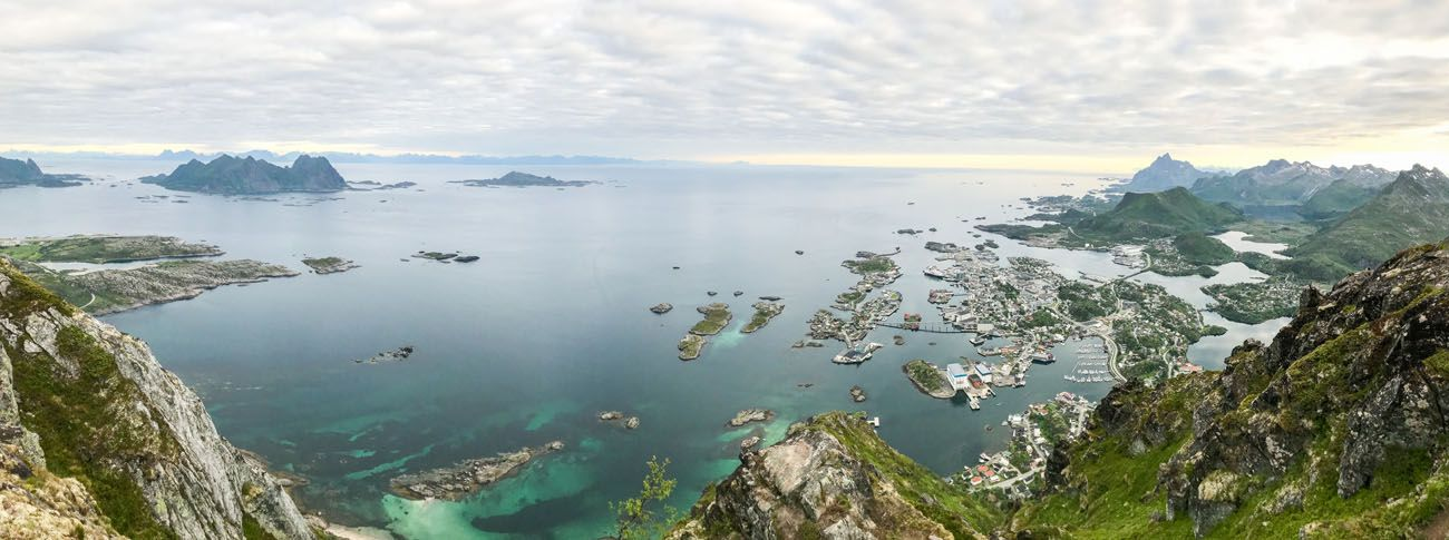 Floya View Panorama
