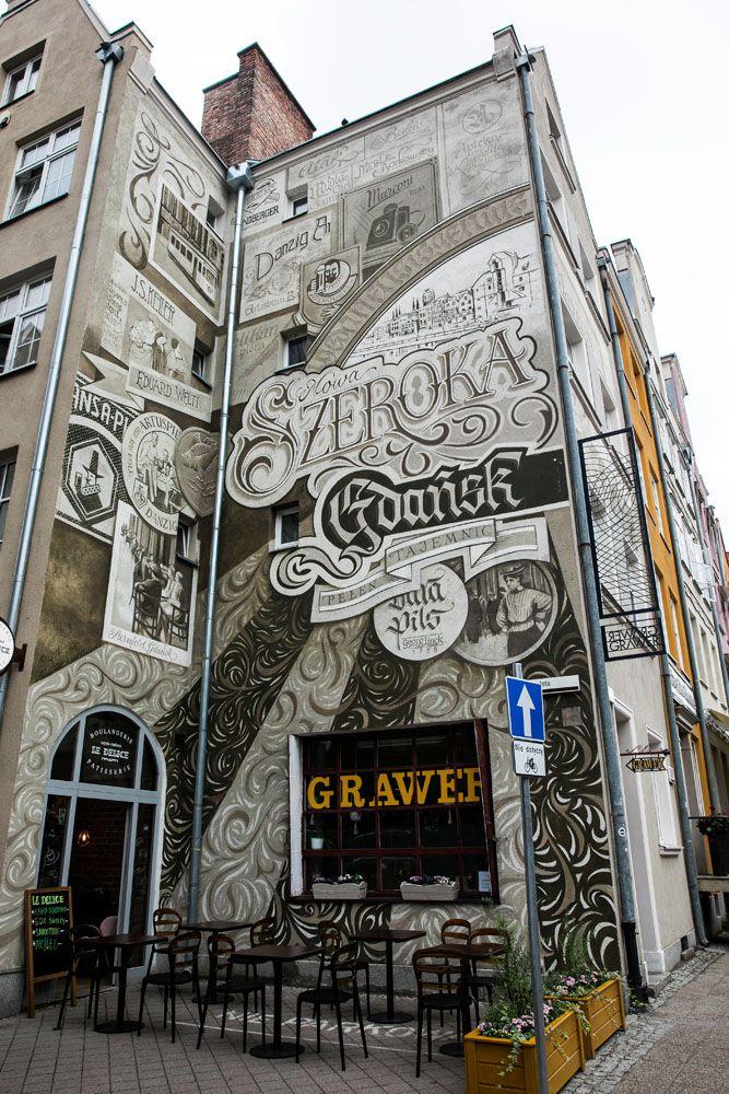 Gdansk Mural