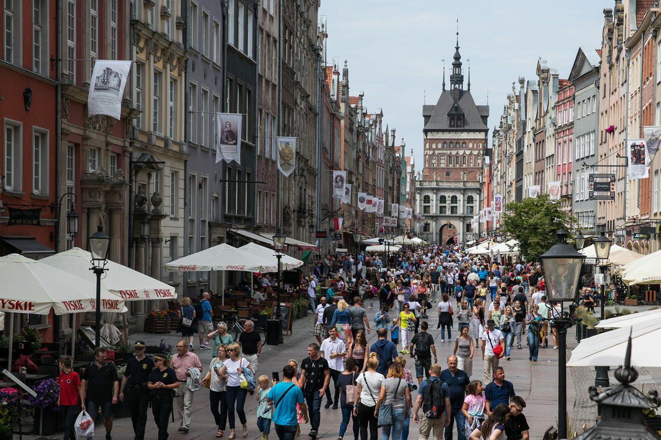 Gdansk July