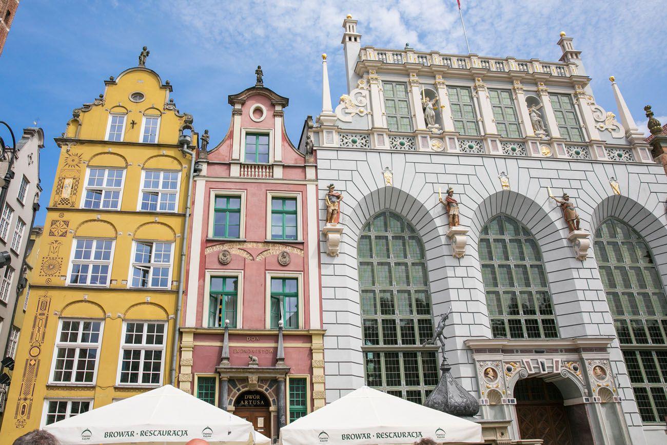 Gdansk in Summer