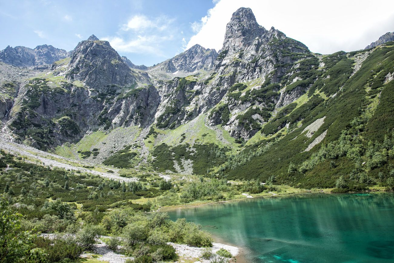 Green Lake Tatras